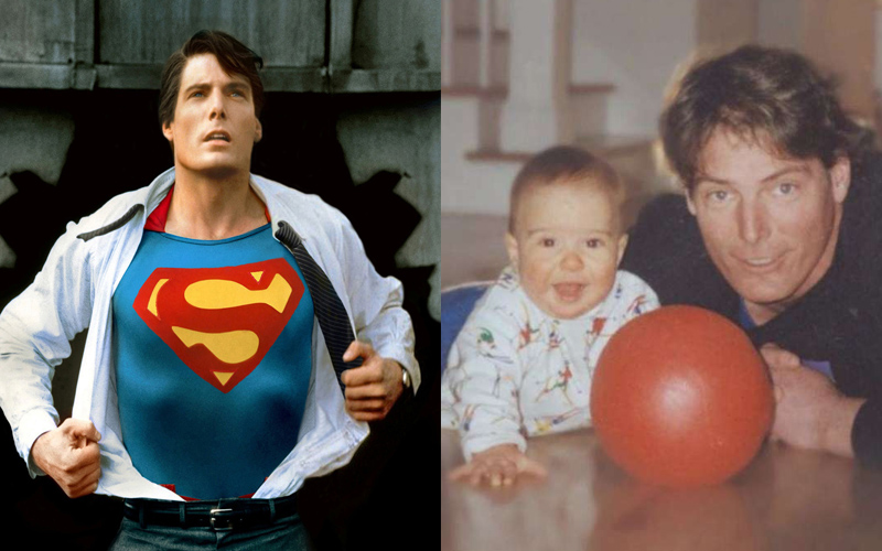 「超人」的兒子在14歲就父母雙亡變成孤兒,長大後遺傳神基因「比爸爸更像超人」!