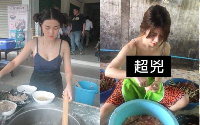 「泰國小吃攤太H了吧」日本網友分享泰國旅遊照竟引發所有人暴動:想朝聖(13P)