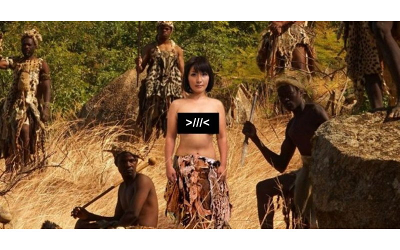 土著「硬不起來」av女優鮎原樹大失控當場拔套「來真的」!片商嚇到打回日本求救…