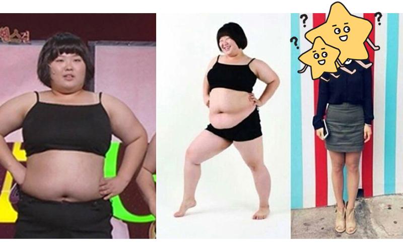超勵志!搞笑藝人決心減肥103kg→51kg…減掉半個自己後變超美!整個演藝圈都驚呆了