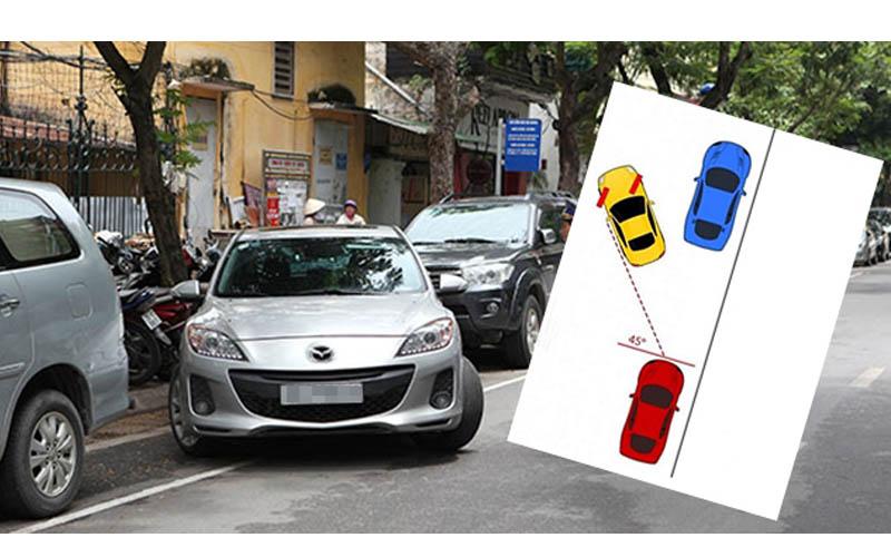 總是被路邊停車搞瘋?「6張訣竅圖」讓你學會路邊停車!