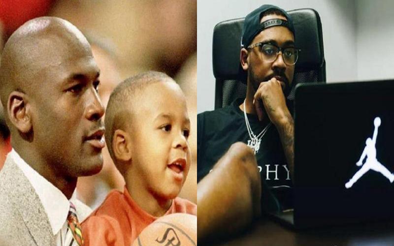 他有實力卻不想打球,只因他的爸爸叫做Michael Jordan!