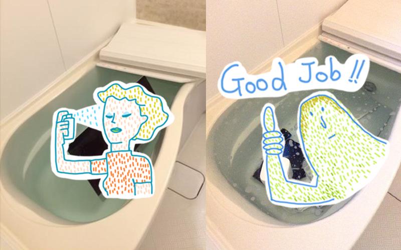 日本人妻發現「丈夫外遇偷吃」氣炸決定展開狠報復!等到他進浴室洗澡時看到這幕都崩潰了...