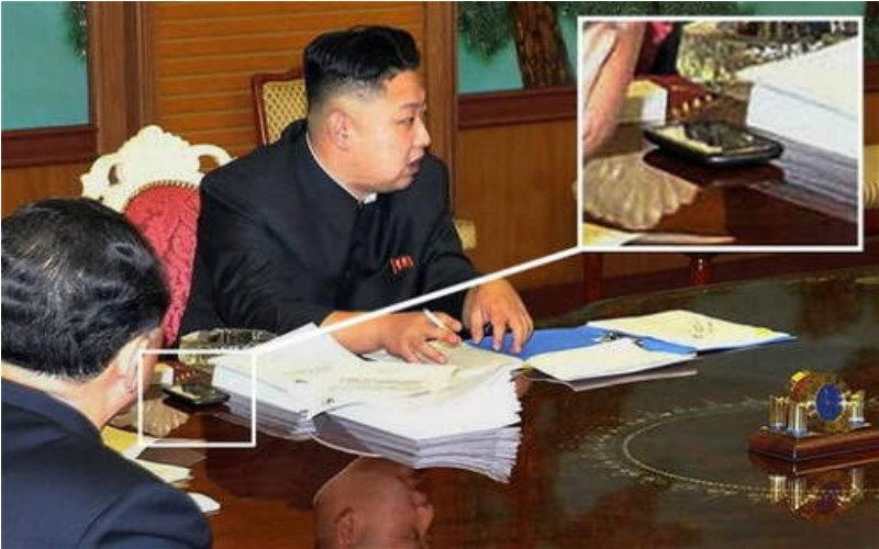 1支18萬台幣!北韓國產手機手機「阿里郎」超讚 讓金正恩捨「舊愛」hTC