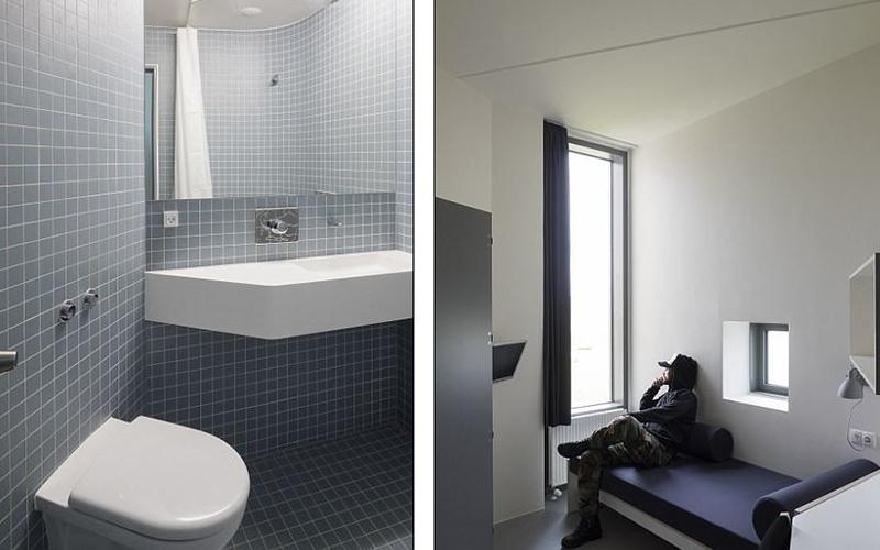是服刑還是度假?丹麥「最人性化監獄」照片曝光,網友一看都傻了:比我住的爽!