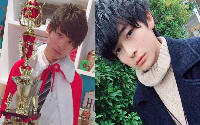 「2017最帥男高中生」冠軍是他!網友一看笑:日本人的審美觀終於正常了!