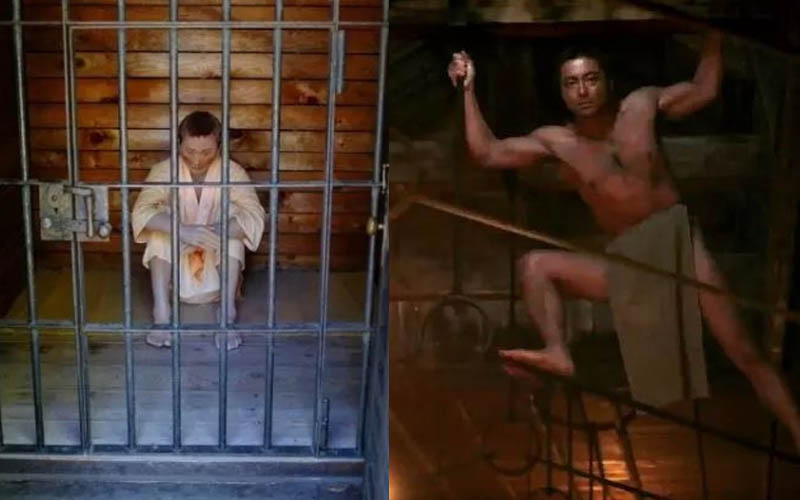 他被譽為日本最強的越獄犯!11年間越獄4次「徒手爬高牆、味增湯解手銬」最後心情太好,自首!!