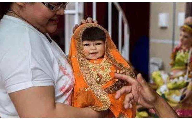 泰國街頭許多抱著擬真娃娃的人,這些娃娃被奉為「聖嬰」,卻也讓觀光客臉色發青!