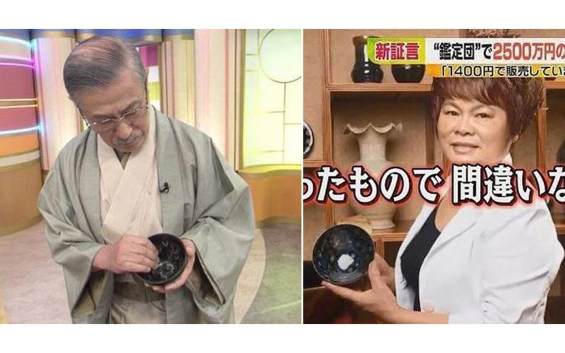 神尷尬!日本專家鑒定國寶價值「2500萬日圓」 慘遭中國大媽打臉:這是我做的!(圖+影)
