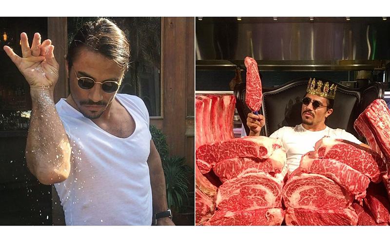 土耳其網紅「salt bae灑鹽哥」紐約開新餐廳!卻被美食評論家吐槽「坑錢又難吃」牛排硬如皮鞋!