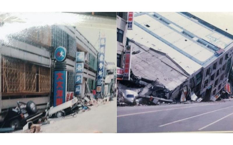 921地震有多可怕?當年家住重災區的網友「驚悚回憶被喚起」翻出老照片:學會辨別屍臭味