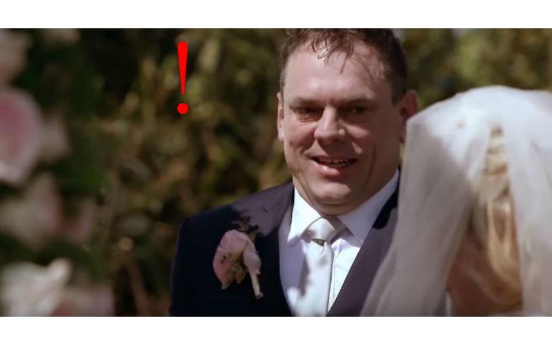 第一次見面就要結婚!新郎會場初見新娘崩潰「Oh sh*t」 一脫面紗...網友:懂了,幫新娘QQ(圖+影)