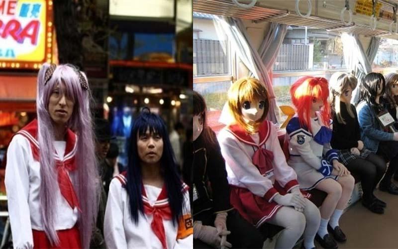 這幾張圖告訴你「日本絕對是最奇葩的國家」看完不得不承認,日本太瘋狂了!