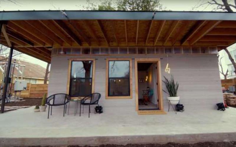3D列印房屋真的來了!只需「12萬元+12小時」就可以給你一個舒服溫馨的家