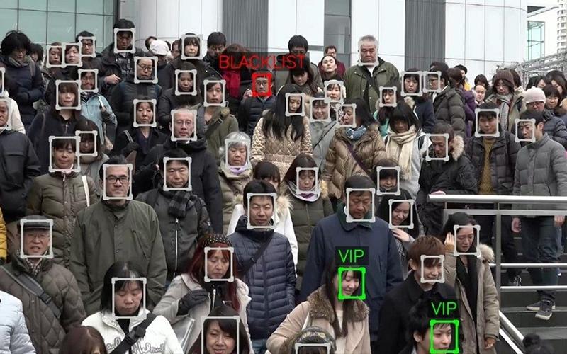 大陸宣布2020年全面「人臉辨識」幫公民打分數,未來「低等級者」不能搭火車、飛機