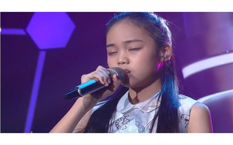 11歲小女孩挑戰這首「張惠妹幾乎不唱」的歌,精湛演出讓評審都服了