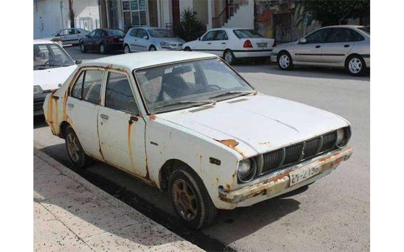 天兵男「忘記車停在哪」還以為被偷!20年後又奇蹟似的重逢