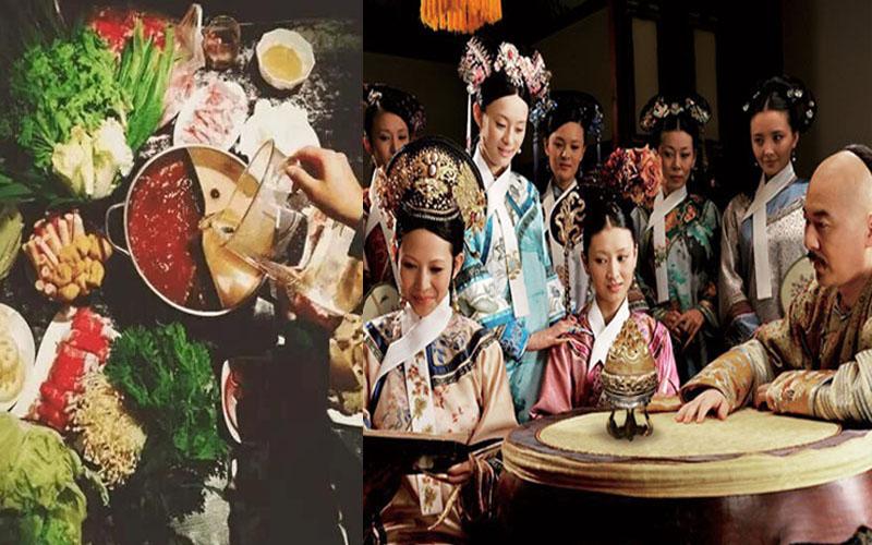 古裝劇裡的「飯菜」是真的嗎?看完這些照片後,你絕對會超佩服這些演員們!