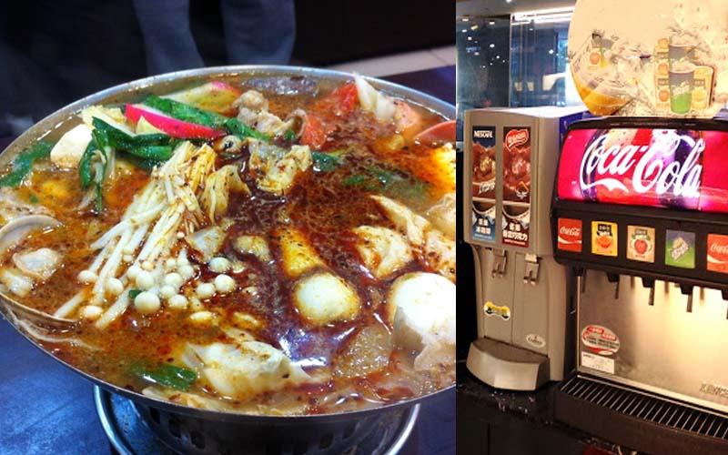 百元小火鍋到底賺甚麼?白飯紅茶冰淇淋吃到飽,網友分析「小心吃到假的火鍋啊!!」