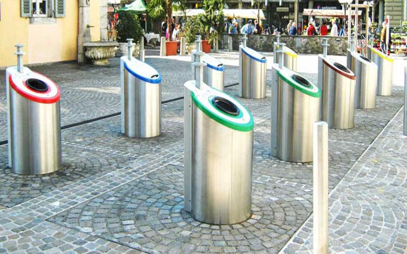 丟再多也不會滿!瑞士發明超神「無底洞垃圾桶」,站在旁邊也不會聞到異味!