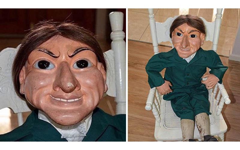 男子在廢棄鬼屋發現「200年歷史娃娃」帶回家後卻一直發生怪事