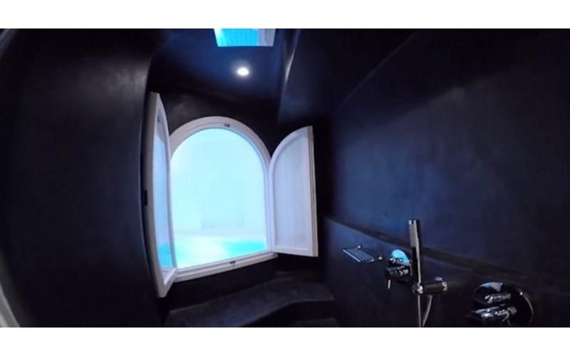 飯店浴室內的神秘通道竟通往這無敵絕景!完全美到窒息阿~