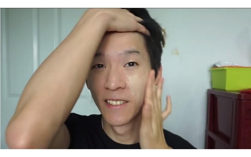 化妝妖術不分男女!男子化妝後從「路人」變「韓系美男」真的太猛了阿!!!