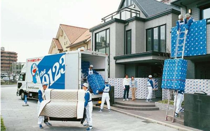 日本的搬家公司有多專業?帶你看看他們連搬家都「貼心到爆的服務 」!