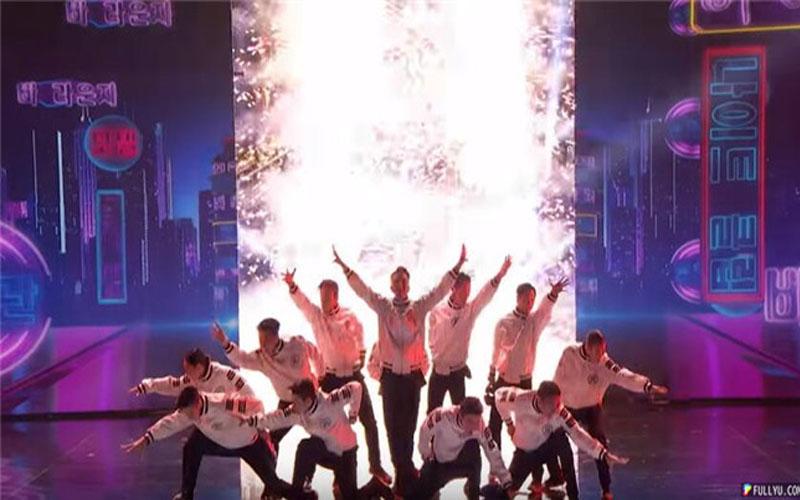 韓國舞團曾奪「全美舞蹈大賽冠軍」!登「達人秀」證明超強實力讓評審目瞪口呆!