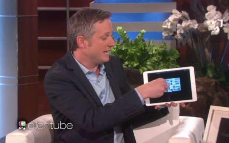 德國魔術師「用iPad變魔術」短短四分鐘,卻讓艾倫驚嘆不可思議!