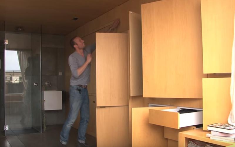 你一定覺得這個只有7坪的公寓超小,等你看到它的「樂高」設計概念後絕對會超佩服!
