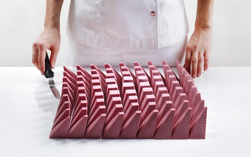 讓建築設計師做蛋糕會發生什麼事?大家都不敢相信蛋糕可以變這樣!光看就很滿足