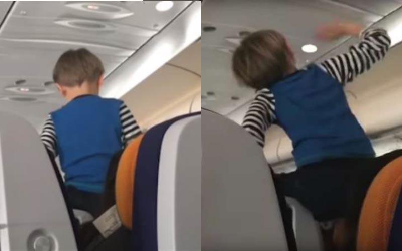 魔王級屁孩!機上「瘋狂尖叫8小時」200位乘客集體崩潰:像是做了場惡夢...