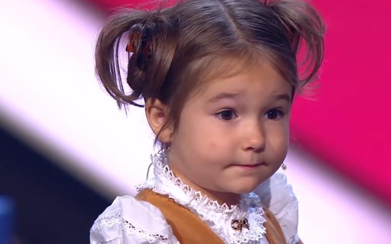 最強女童!俄國4歲女孩「精通七國語言」連中文都對答如流震驚全場