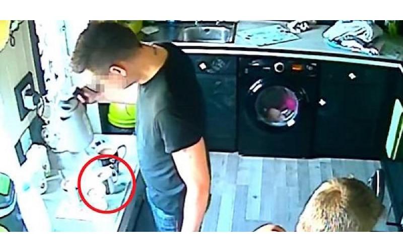 男子表示自己家中「鬧鬼6年」沒人信 他們裝上監視器 真的錄到靈異怪象了