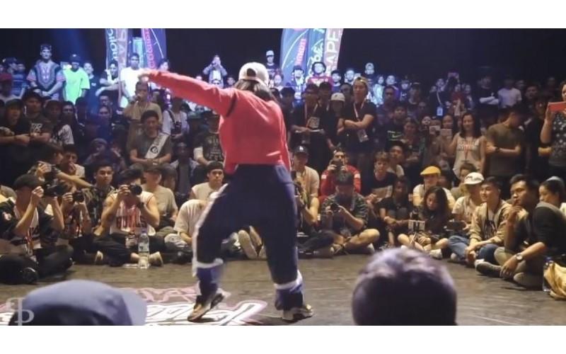別人的14歲!日本少女秀超強舞技 連勝7對手贏得街舞冠軍