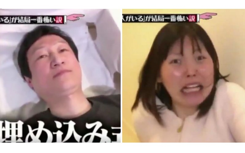 日本超狂整人,棉被一掀開驚見活體陌生人!藝人:被整這麼多次這絕對第一名
