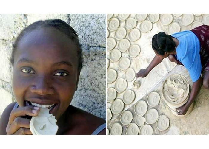 「窮到吃土」是真的!非洲人提倡吃「泥土餅乾」好處一大堆,揭露製作過程後....北歐人也跟著吃!