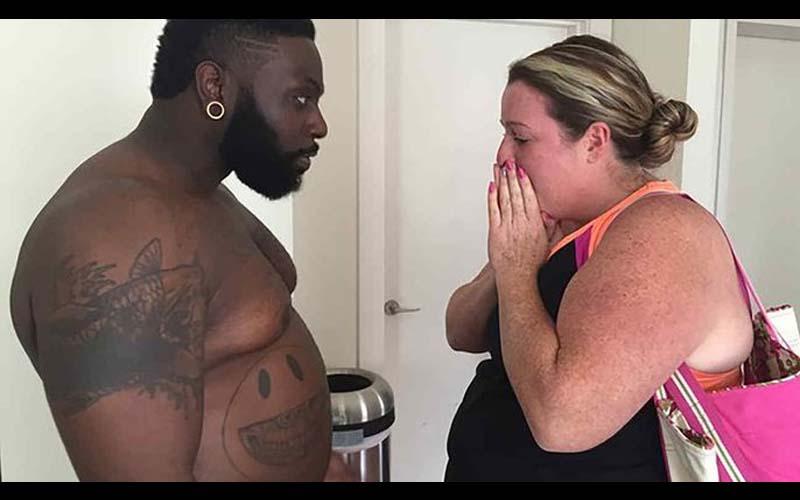健身教練增胖32公斤,為了跟她一起瘦身!猶如電影《瘦身男女》的情節!