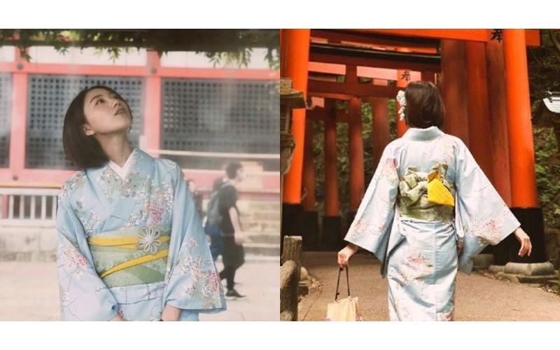 和服正妹逛京都「背後陸客邪念瘋狂意淫」以為她聽不懂...內容當場噁心想吐!