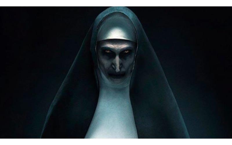 在《厲陰宅2》裡嚇慘大家的「鬼修女」來了!首支預告驚悚登場
