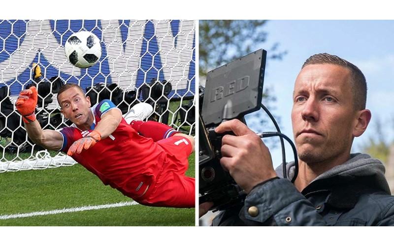 冰島門將守下梅西12碼球...他的「副業」竟是超有才的影片導演
