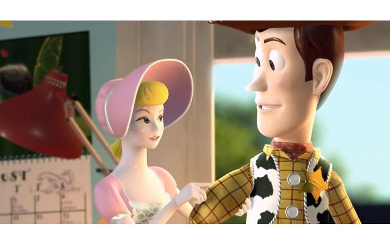 不再讓你等待啦!《玩具總動員4》預告出爐 胡迪將和牧羊女大談銀幕戀愛