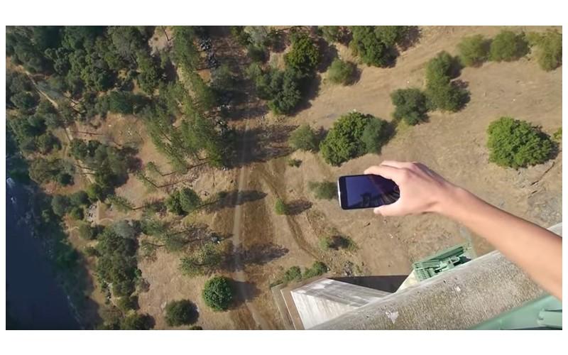 嬌貴iPhoneX摔不得?網友實測「從100層樓高往下丟」結果....網驚:媲美Nokia3310