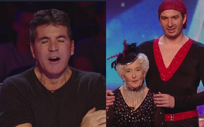 80歲阿嬤跳舞慘遭淘汰,下一秒「她開始放大絕」,驚豔到「評審頻道歉」改判晉級!