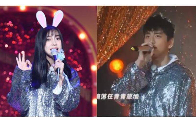 走音大平台!王大陸、Baby合體「嗨唱神曲」大破音,零修音歌聲超悲劇!