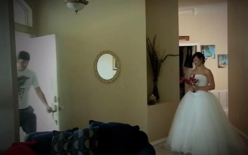 七年之癢?結婚週年丟老婆一人在家,她「計畫這麼做」...沒想到老公的反應 讓網友直呼太感動!