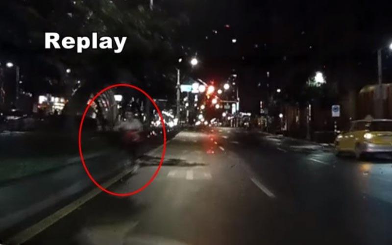 晚上開車險撞「逆向三寶」他PO文怒譙!網友看完超毛:你確定是人?