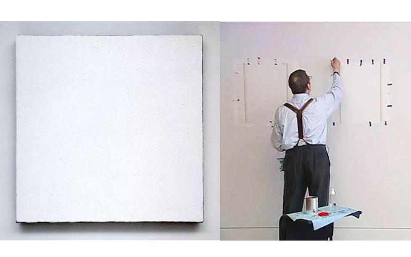 一張全白畫作賣5.7億天價 畫家被諷「不如三歲小孩」,仔細一看秒懂...網友讚: 貴的合理!