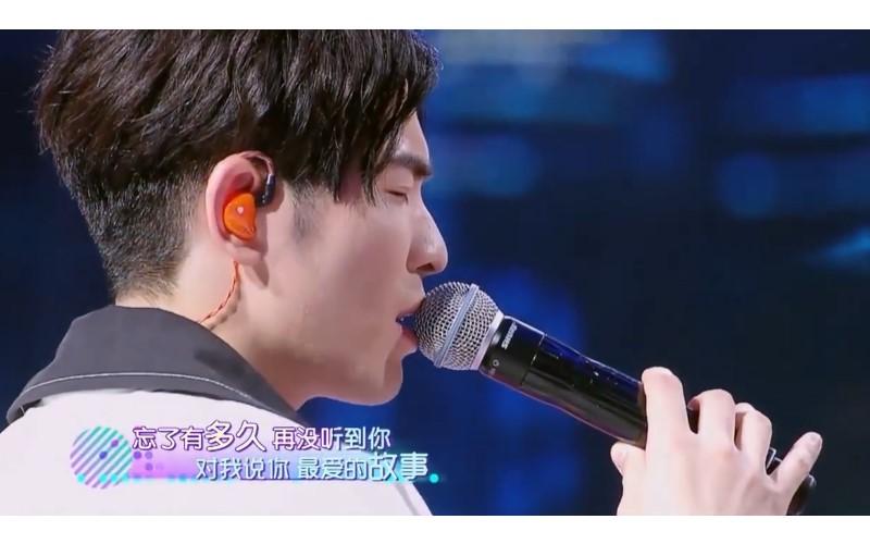 蕭敬騰重新演繹《童話》合唱「晨悠」網友:一開口就讓人感動!